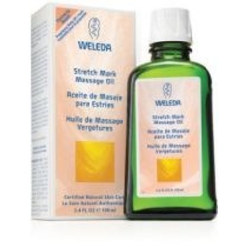 Stretch Mark Massage Oil Weleda 3.4 oz Oil