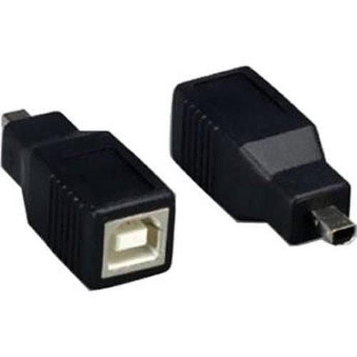 Comprehensive USB B Female to Mini B 4Male Adapter USBBF-MB4M
