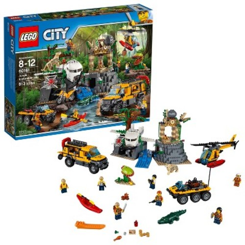 LEGO Jungle Explorers Jungle Exploration Site 60161
