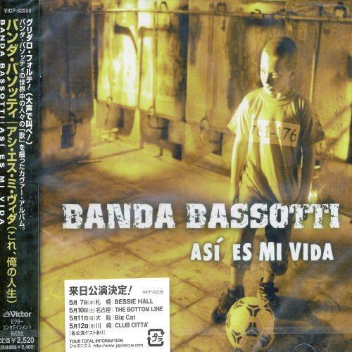 Asi Es Mi Vida [CD]