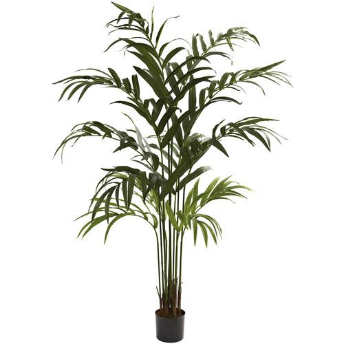 Nearly Natural 6' Kentia Palm Tree