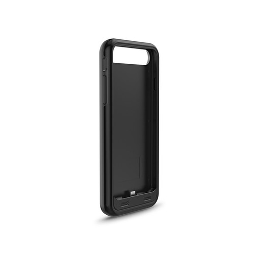 iPM Black ABS and TPU Apple-certified Charger Case for iPhone 7/ 7 Plus with Free Screen Protector [option : Ipm Apple Certified Charger Case For Iphone 7]