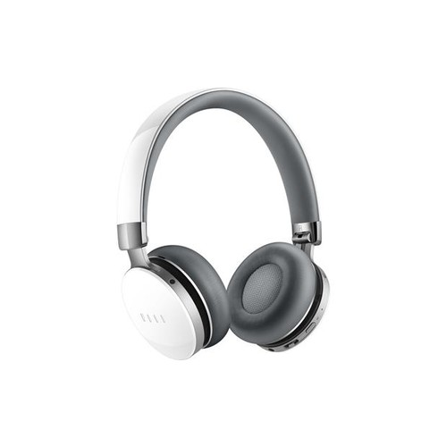Fiil Canviss (High Gloss White) On-ear Bluetooth headphones with adjustable noise cancellation