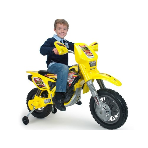 Injusa Drift ZX Kids Dirt Bike 12v