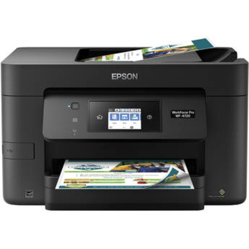 WorkForce Pro WF-4720 All-in-One Inkjet Printer
