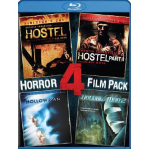 Hostel / Hostel II / Hollow Man / Hollow Man 2: 4 Pack [Blu-Ray]