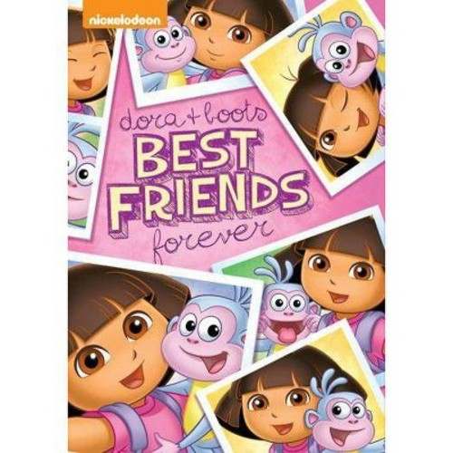 Dora The Explorer: Dora & Boots - Best Friends Forever