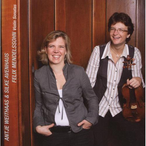 Mendelssohn: Violin Sonatas [CD]