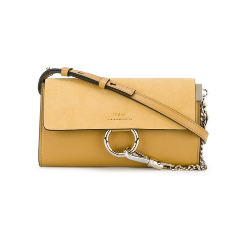 CHLOÉ 'Faye' Wallet Cross-Body Bag