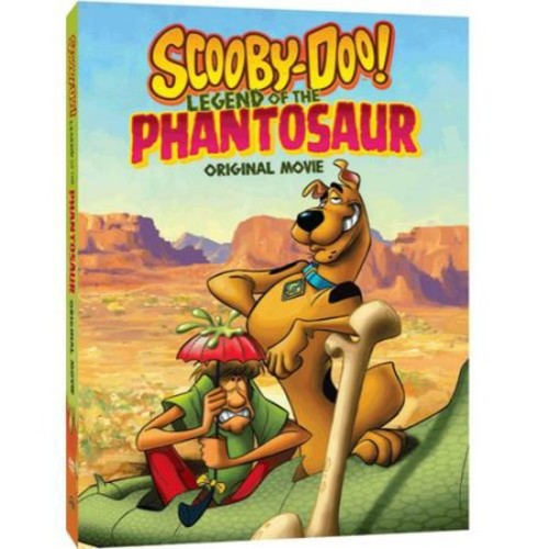 Scooby-Doo!: Legend of the Phantosaur [DVD] [2011]
