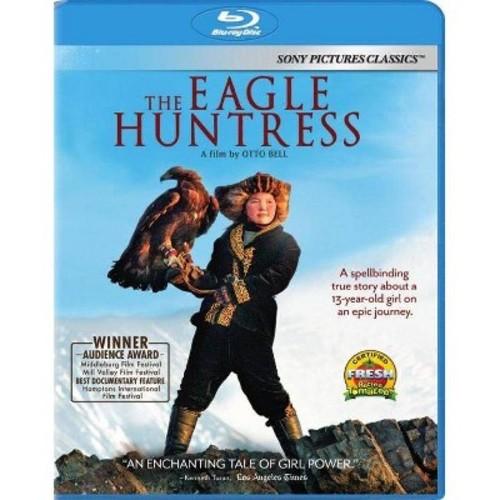 Eagle Huntress (Blu-ray)