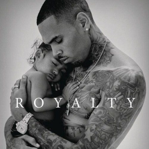 Chris brown - Royalty (CD)