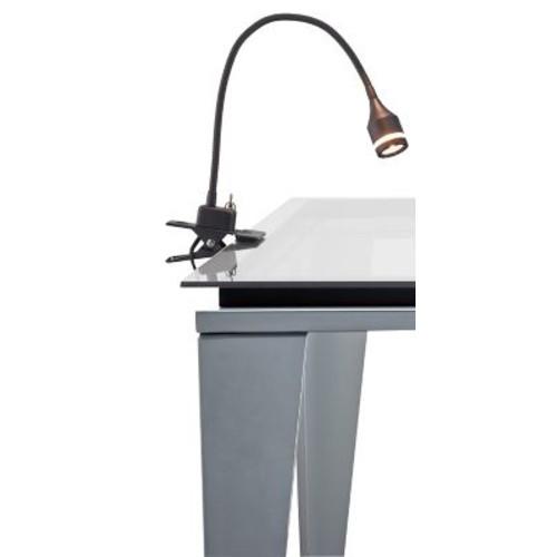 Adesso 3217 Prospect LED Table Clip Lamp