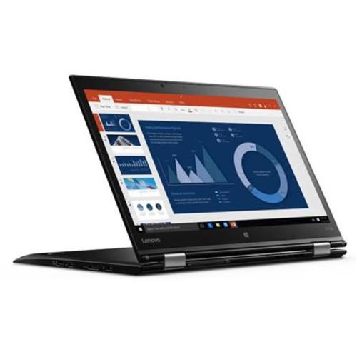 Lenovo ThinkPad X1 Yoga 20FQ - Ultrabook - Core i7 6600U / 2.6 GHz - Win 10 Pro 64-bit - 16 GB RAM - 512 GB SSD - 14