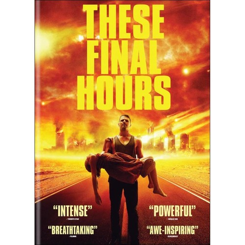 These Final Hours [DVD] [2013]