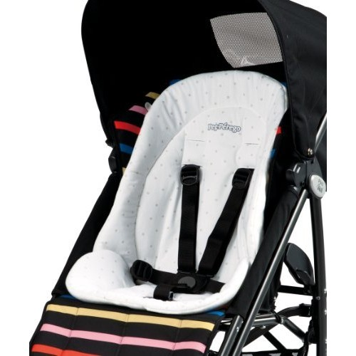 Peg Perego Baby Cushion, White