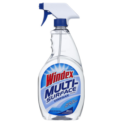 Windex 70255 26 Oz Windex Multi-Surface Cleaner With Vinegar