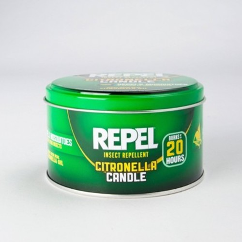 Repel 64090 10-Ounce Citronella Insect Repellent Outdoor Candle [Case Pack of 1]