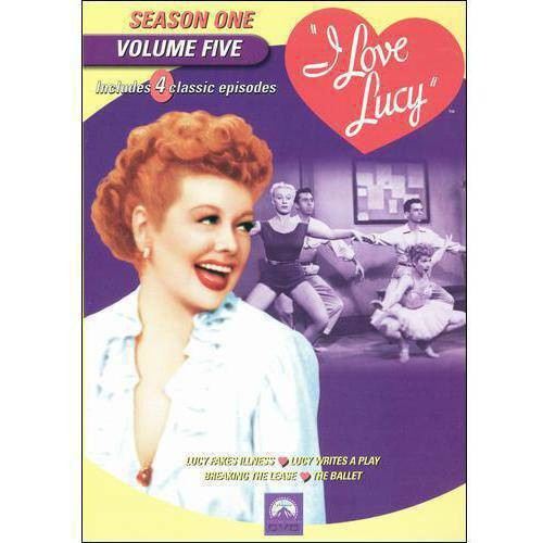I Love Lucy: Season 1, Volume 5