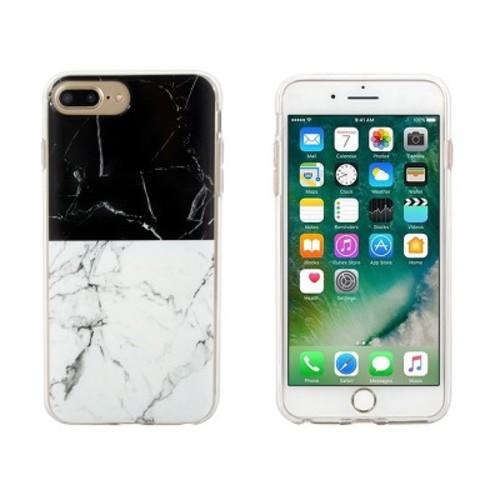 End Scene iPhone 8 Plus/7 Plus/6s Plus/6 Plus Case - Marble Double