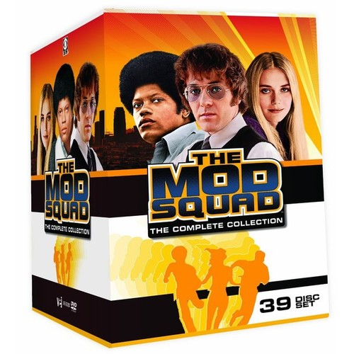 The Mod Squad: The Complete Collection [39 Discs] [DVD]