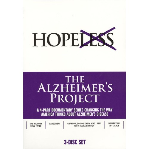 The Alzheimer's Project [3 Discs] [DVD]