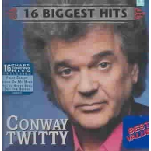 Conway Twitty - 16 Biggest Hits