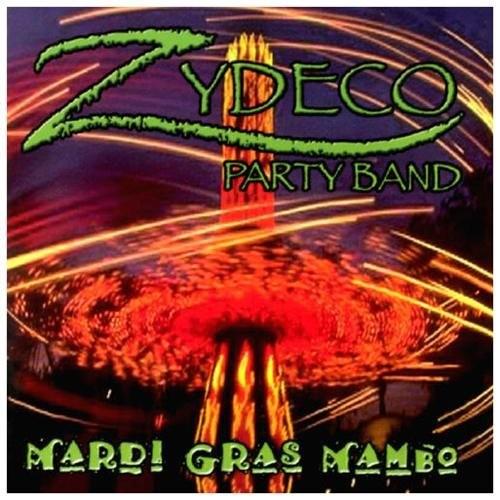Mardi Gras Mambo CD