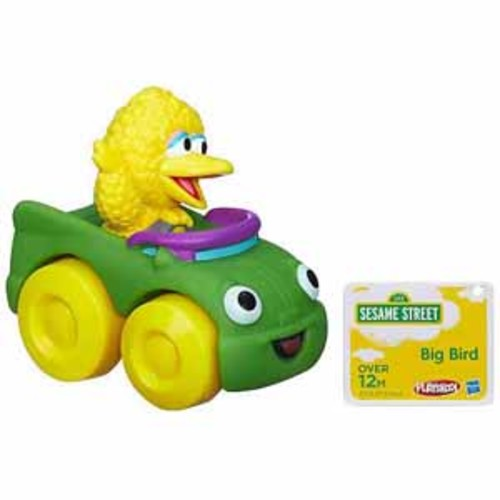 Hasbro Wheel Pals Big Bird Vehicle