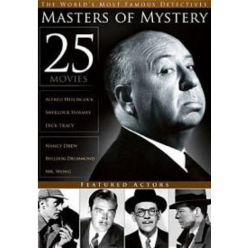 Masters of Mystery: 25 Movies