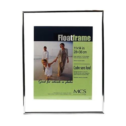 Mcs Original Float Frame Silver 11 In. X 14 In. (24332)
