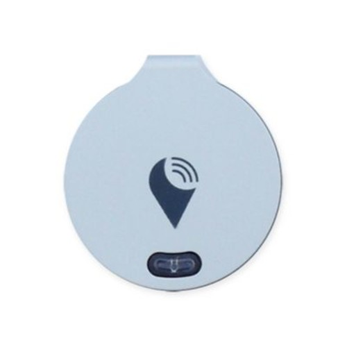 TrackR Bravo Bluetooth Item Trackers in Silver (Set of 2)