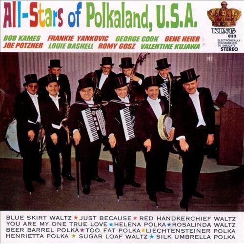 All-Stars of Polkaland, USA [CD]