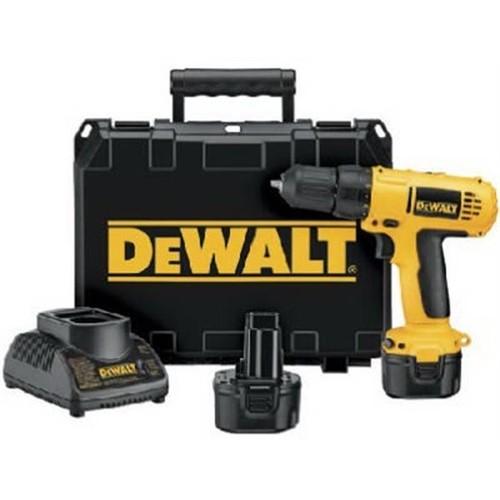 Dewalt 9.6-Volt Cordless Drill/Driver Kit