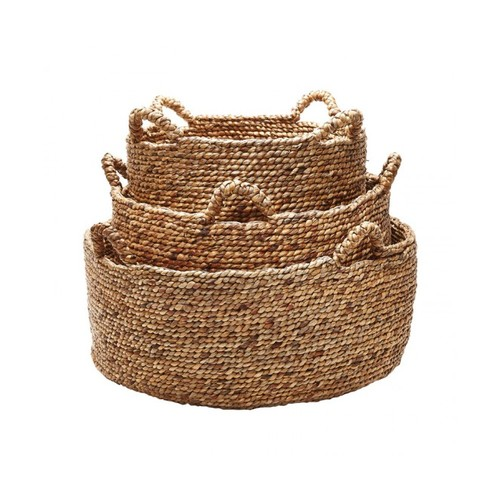 Abeni Baskets, Natural