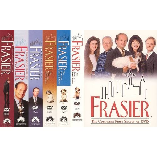 Frasier: Six Season Pack [24 Discs] [DVD]