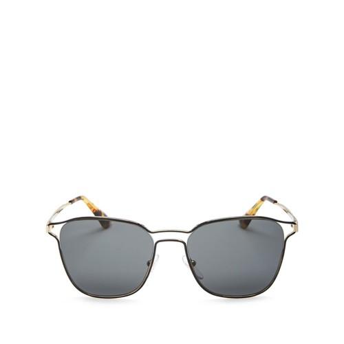 PRADA Square Sunglasses, 55Mm