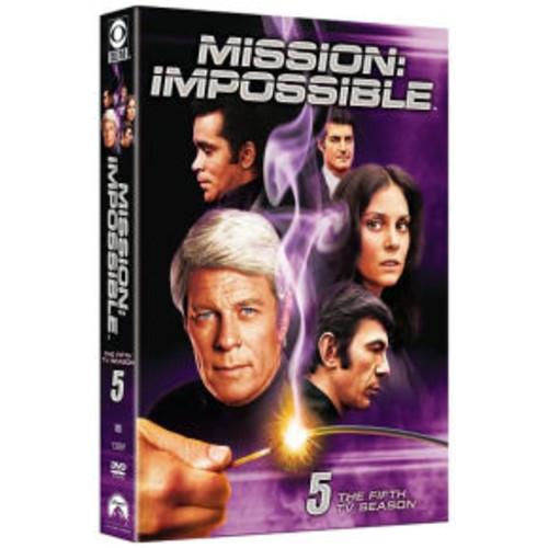 Mission Impossible - Season 5