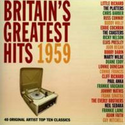 Britain's Greatest Hits 1959