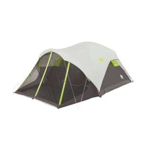 Coleman Steel Creek Fast Pitch 6Person Dome Tent with Screen Room