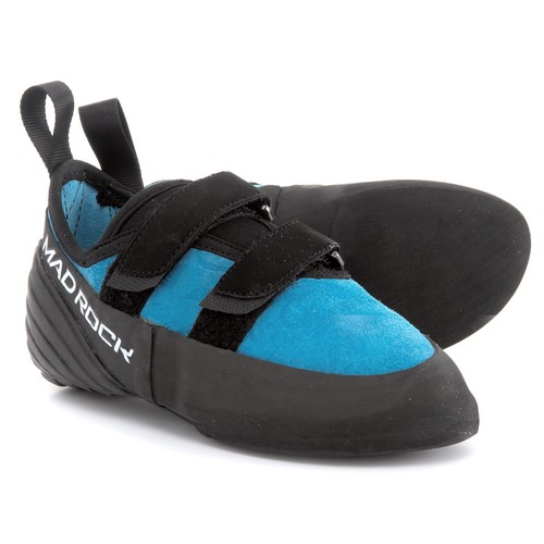 Mad Rock Onsight Climbing Shoes - Suede (For Big Girls)
