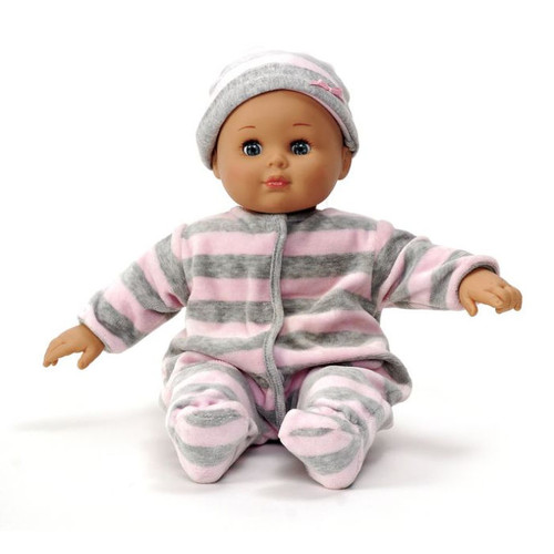 Babble Baby Little Sister Pink/Grey