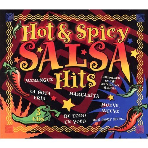 Hot and Spicy Salsa Hits [CD]