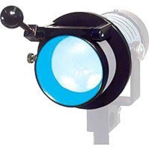 Frezzi MFDF, Flip Down Dichroic Filter for Color Temperature Correction, fits Mini Fill Video Lighting Systems.
