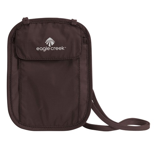 Eagle Creek Travel Gear Undercover Neck Wallet (Mocha): Clothing