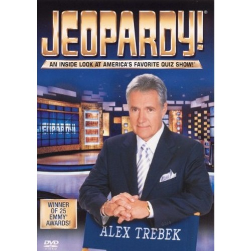 Jeopardy: An Inside Look at America's Favorite Quiz Show! [DVD] [2005]