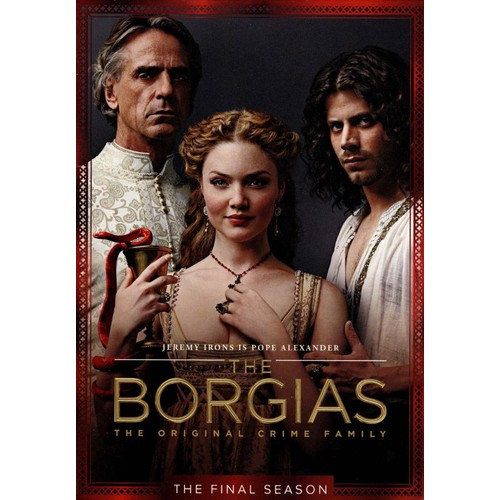 The Borgias: The Final Season [3 Discs] [DVD]