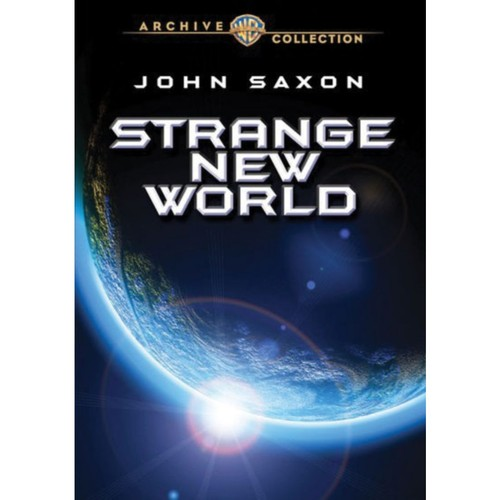 Warner Bros Strange New World, DVD
