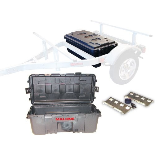 Malone Auto Racks MicroSport Trailer Storage Trunk