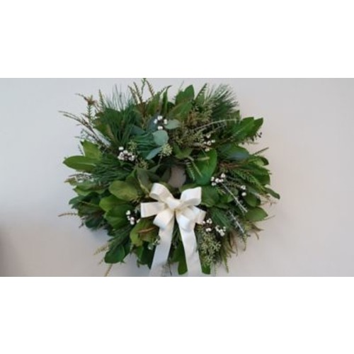 From the Garden 18'' Wreath
